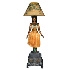 Pua Dancing Lamp