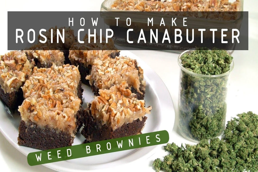 How To Make Edibles From Rosin Chips