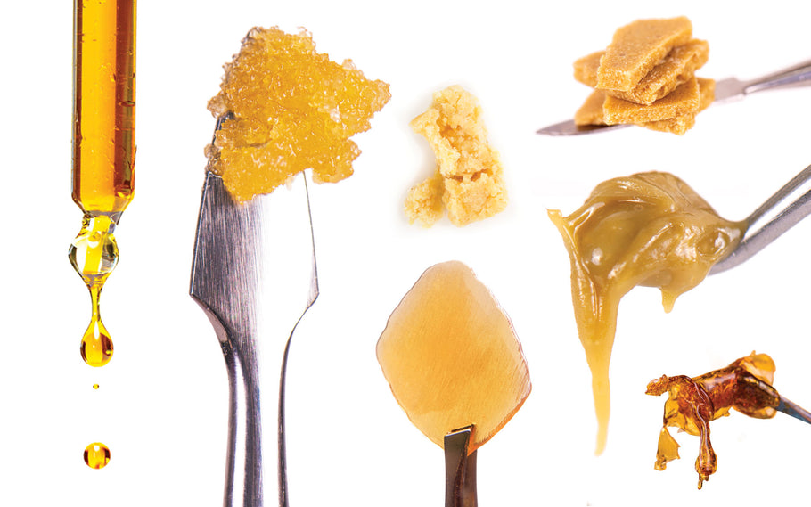 The Pros and Cons of Cannabis Concentrates