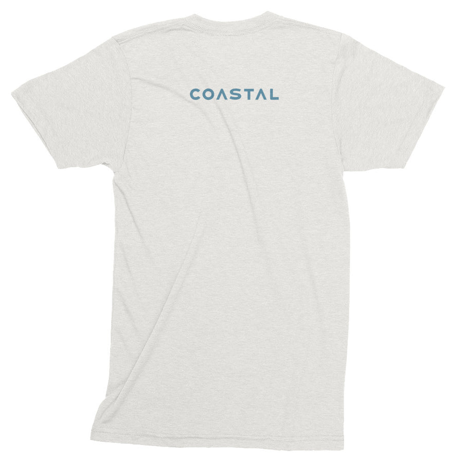 Coastal Short sleeve soft t-shirt