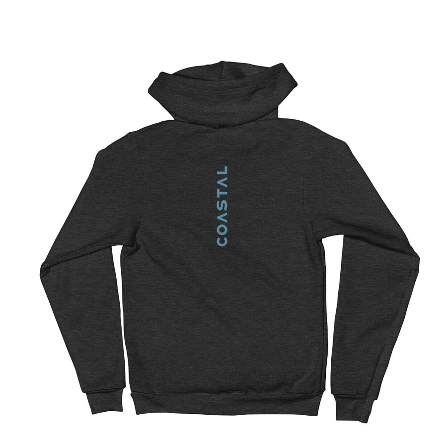 Coastal Wave Hoodie sweater