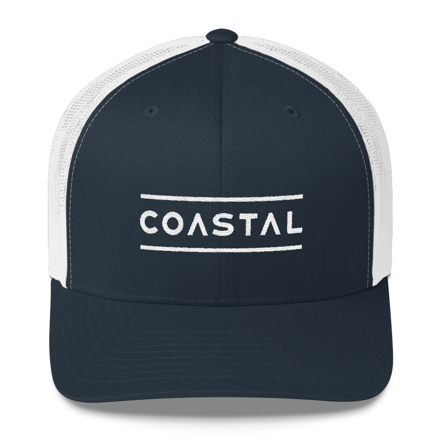 Coastal Trucker Cap