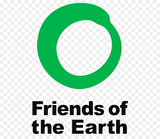 Friends of the earth symbol towelogy