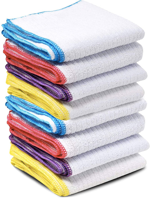 Microfibre Kitchen Dish Cloths Absorbent 30x40cm Eco Friendly - Towelogy