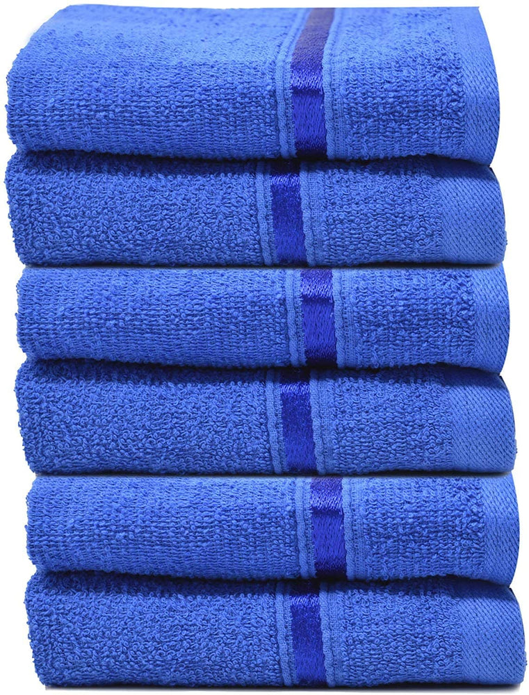 Hand Towels Reusable Royal Egyptian Cotton Ultra-Soft Absorbent - Towelogy