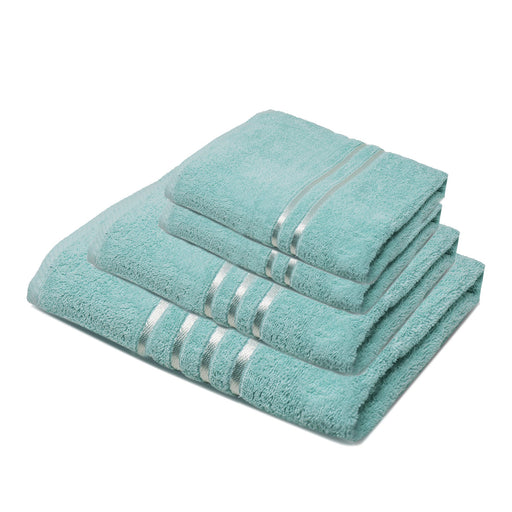 Luxury Egyptian Cotton Bathroom Towel Sets of 4 Pieces Bale Set - Towelogy