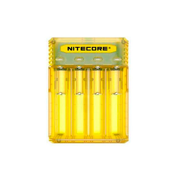 NiteCore Q4 IntelliCharger Quick Charger
