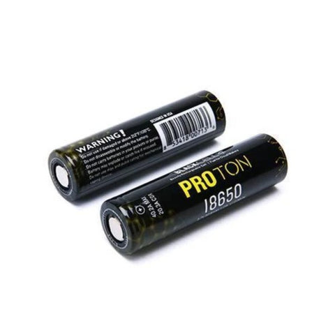 Blackcell 18650 Battery - 2PK NEW