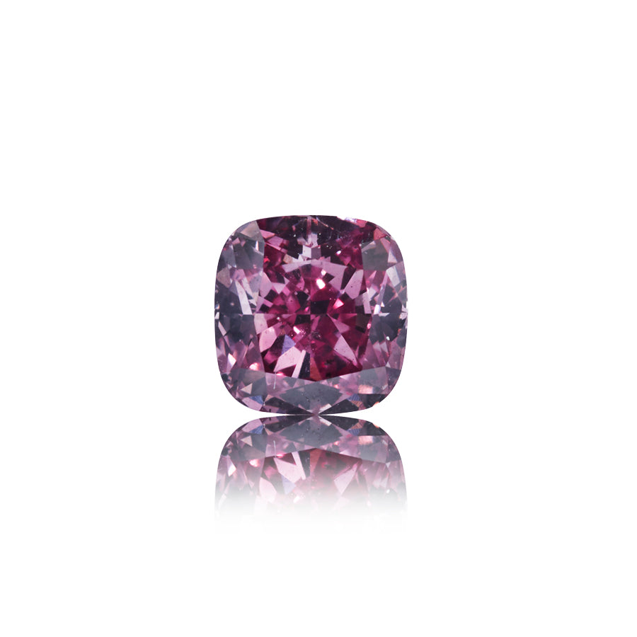 Argyle Pink cushion-cut diamant 0,31 ct.