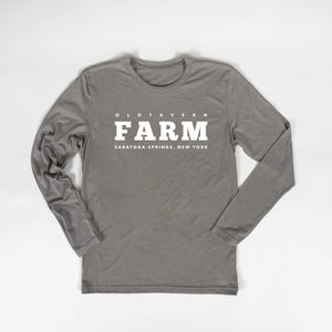 FARM Long Sleeve Tee