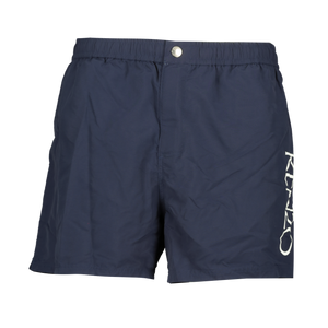 Kenzo Logo Swimming Shorts Navy