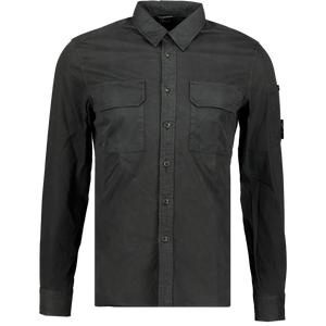CP Company Black Watch-Viewer Overshirt - chancefashionco