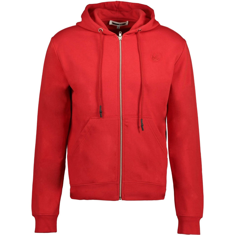 Alexander McQueen MCQ Swallow Red Hoodie - chancefashionco
