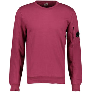 CP Company Arm Lens Sweatshirt Purple - chancefashionco