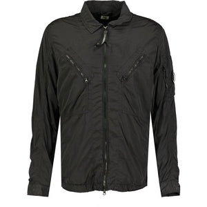 You added <b><u>CP Company Chrome Lens Overshirt Jacket Black</u></b> to your cart.