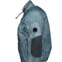 CP Company Lens Nyber Dyed Jacket Blue - chancefashionco
