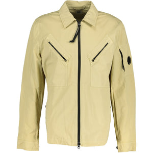 You added <b><u>CP Company Lens Overshirt Jacket Beige</u></b> to your cart.