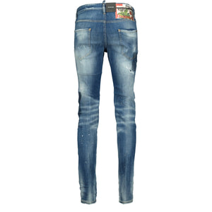 Dsquared2 Cool Guy White Paint Splatter Jeans - chancefashionco