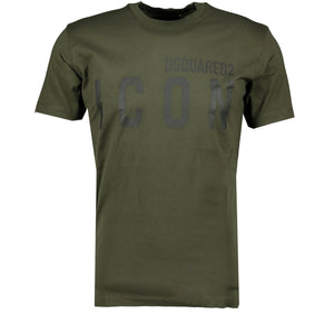 You added <b><u>Dsquared2 'ICON' T-Shirt Khaki</u></b> to your cart.
