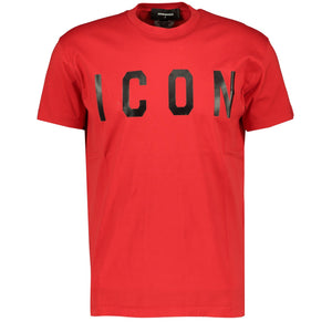 You added <b><u>Dsquared2 'ICON' T-Shirt Red</u></b> to your cart.