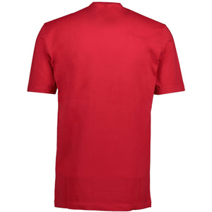 Dsquared2 Logo T-Shirt Red - chancefashionco