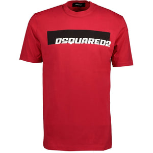 You added <b><u>Dsquared2 Logo T-Shirt Red</u></b> to your cart.