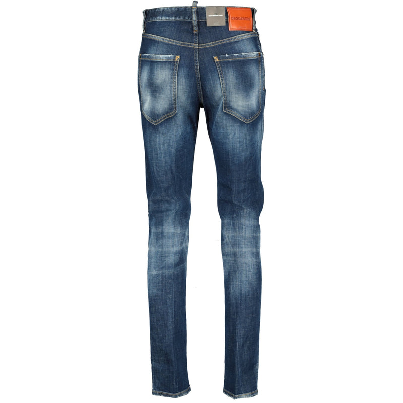 DSquared2 Sexy Mercury Distressed Slim Fit Jeans - chancefashionco
