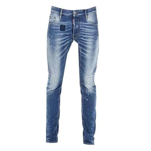 Dsquared2 Tidy Biker Jeans - chancefashionco