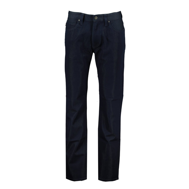 Emporio Armani Jeans J15 Regular Fit Dark Blue - chancefashionco