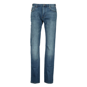 You added <b><u>Emporio Armani Jeans J45 Slim Fit Blue</u></b> to your cart.