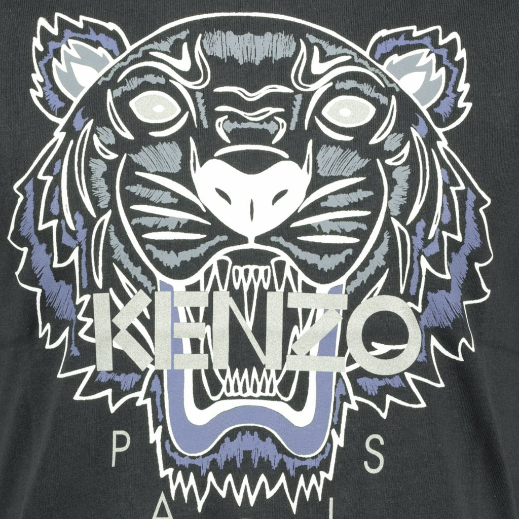 Kenzo Tiger T-Shirt Navy - chancefashionco