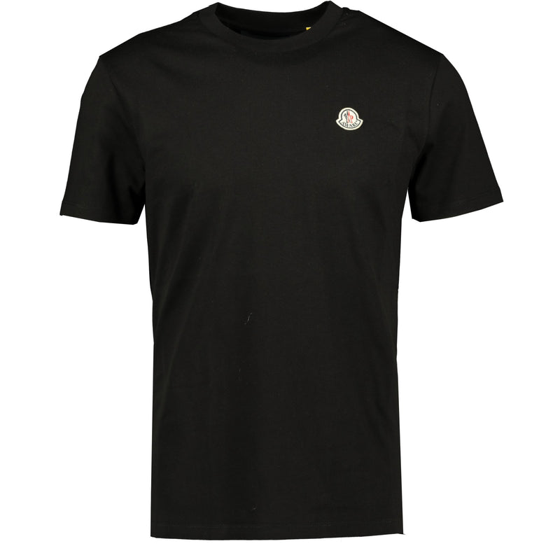 Moncler Awake Genius Logo T-Shirt Black - chancefashionco