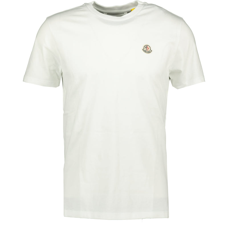 Moncler Awake Genius Logo T-Shirt White - chancefashionco