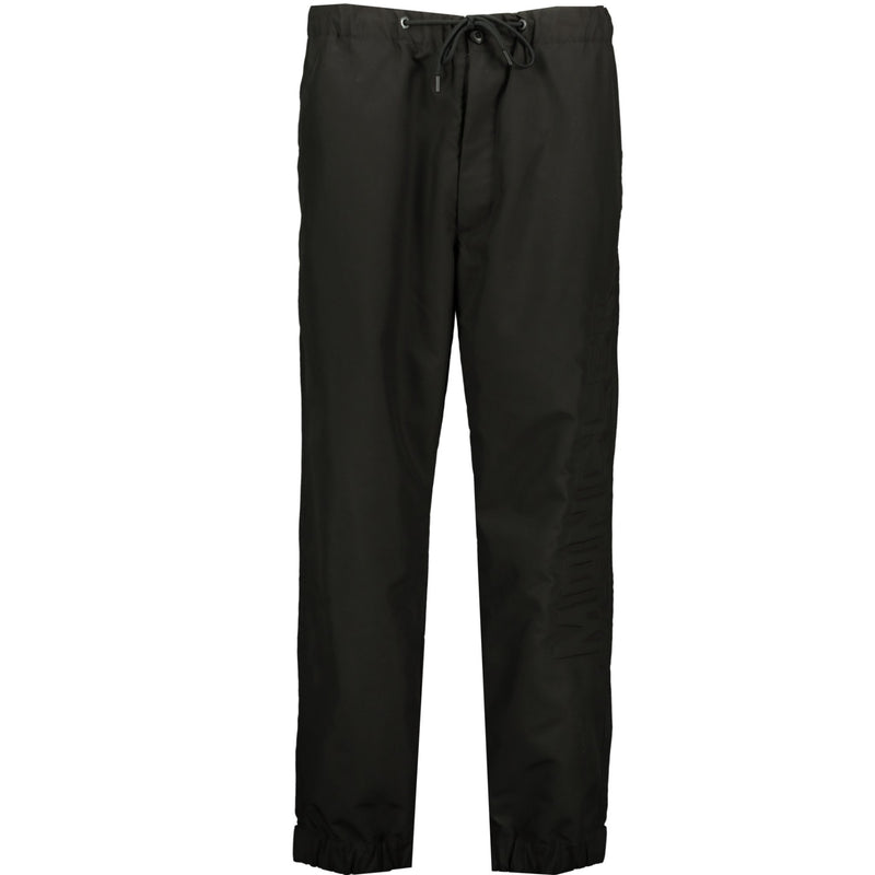 Moncler Nylon Track Pants Black - chancefashionco