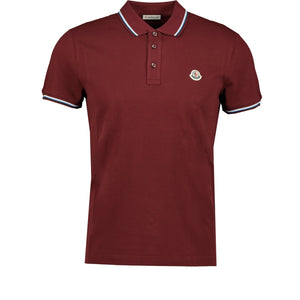 You added <b><u>Moncler Stripe Cotton Polo Burgundy</u></b> to your cart.