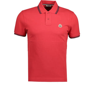 You added <b><u>Moncler Twin Tip Cotton Polo Red</u></b> to your cart.