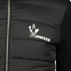Moncler Tricot Nylon Down Jacket - chancefashionco
