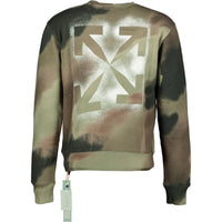 Off-White Camo Arrows Sweatshirt - chancefashionco