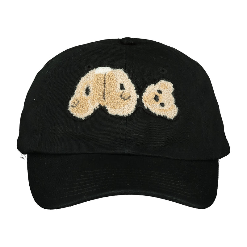 Palm Angels 'Kill The Bear' Hat Black - chancefashionco
