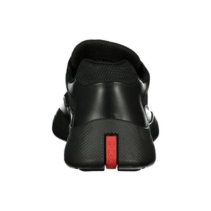 Prada Americas Cup Runners All Black - chancefashionco