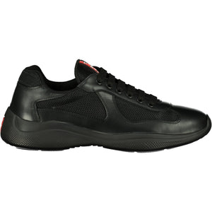 You added <b><u>Prada Americas Cup Runners All Black</u></b> to your cart.