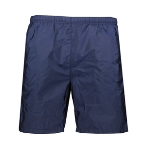 Prada Swim Shorts Navy Nylon Long - chancefashionco