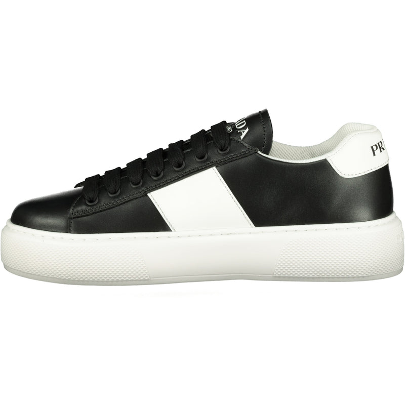 Prada Thick Sole Black Trainers - chancefashionco