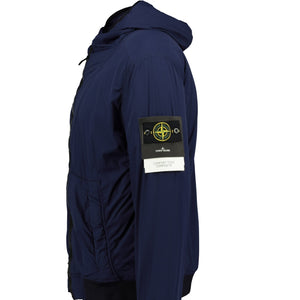 Stone Island Comfort Tech Jacket Blue - chancefashionco