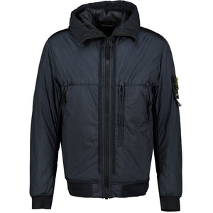 Stone Island Garment Dyed Crinkle NY Padded Jacket Navy - chancefashionco