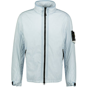 Stone Island Garment Dyed Crinkle Reps Down Jacket Sky Blue - chancefashionco
