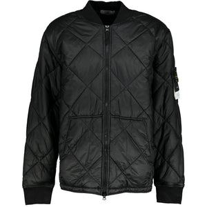 You added <b><u>Stone Island Garment Dyed Quilted Micro Yarn Jacket Black</u></b> to your cart.