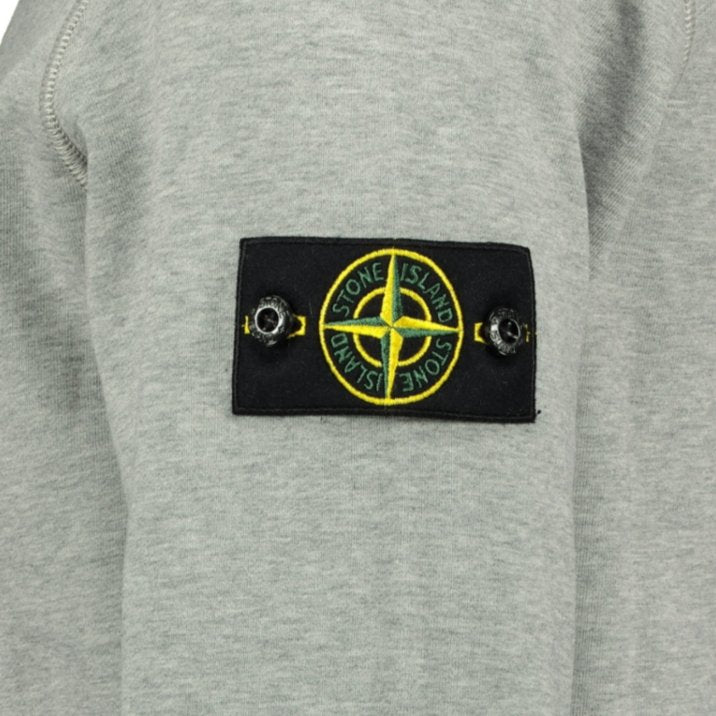 Stone Island Grey Sweatshirt - chancefashionco