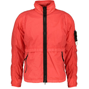 You added <b><u>Stone Island Lamy Velour Jacket Red</u></b> to your cart.