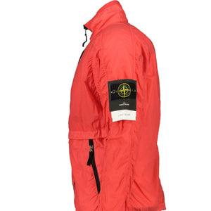 Stone Island Lamy Velour Jacket Red - chancefashionco